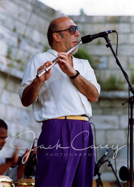 Herbie Mann 1989