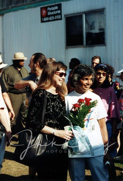 Nanci Griffith & Marguerite Jones 1991