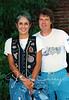 Joan Baez with (bulky) Jack 1992