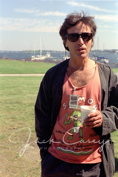 Ry Cooder in Newport August 1989