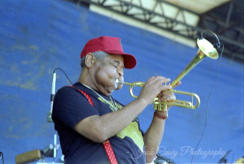 3 - Dizzy Gillespie - Newport Jazz Festival August 1989