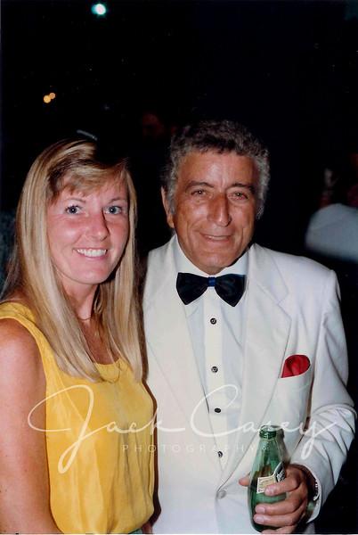 Tony Bennett & Lindie Casey 1991
