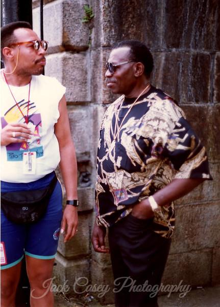 Elvin Jones, 1990