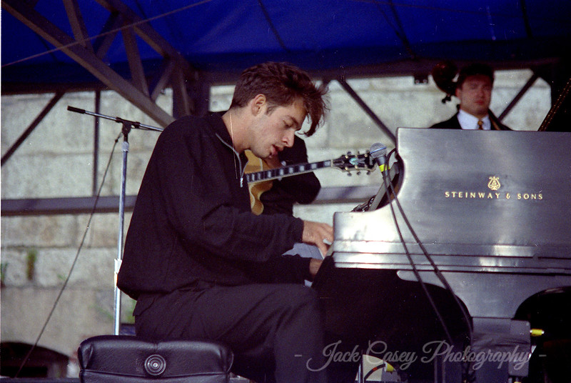 Harry Connick, Jr. August 1990