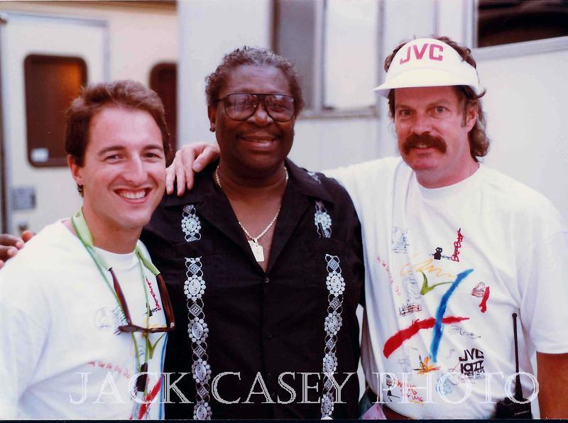 BB King & Jack 1990