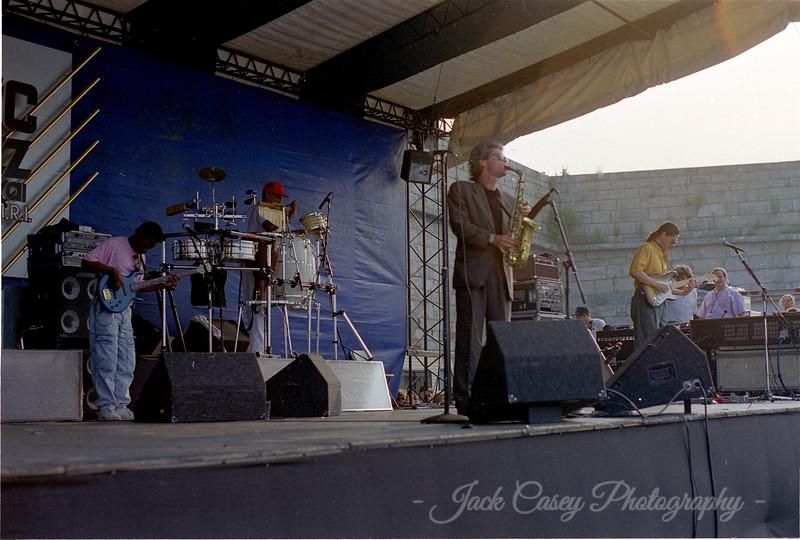 David Sanborn - Newport Jazz Festival August 1989