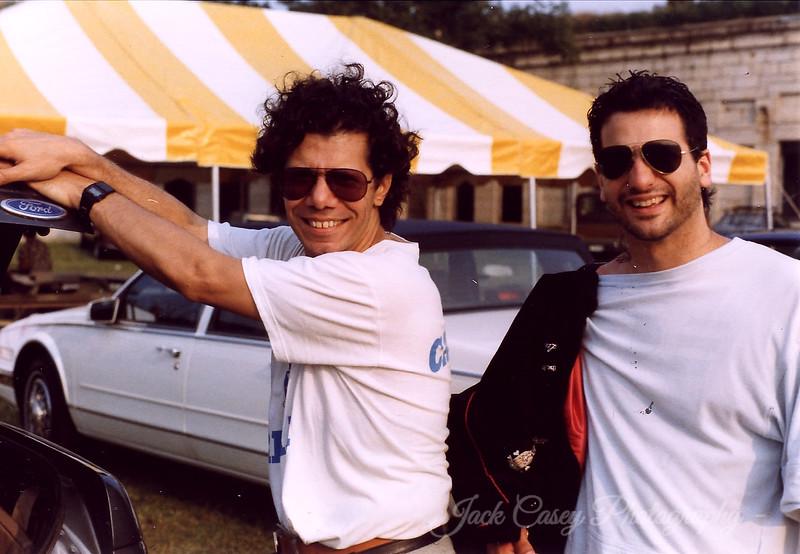 Chick Corea & John Pattitucci, 1988