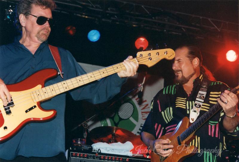 Duck Dunn & steve Cropper