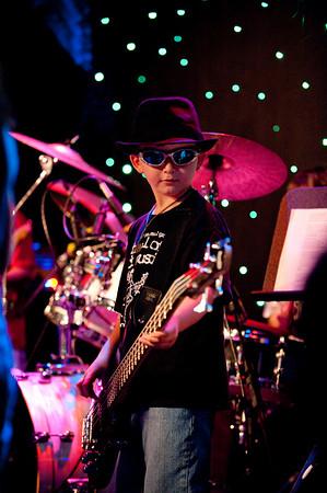School of Rock 101 June 7, 2009