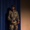 Fortinbras -- Hamlet, Montgomery Blair High School, Silver Spring, MD, November 2016
