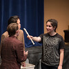 Hamlet with Rosencrantz & Guildenstern  -- Hamlet, Montgomery Blair High School, Silver Spring, MD, November 2016