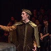 play-within-a-play king -- Hamlet, Montgomery Blair High School, Silver Spring, MD, November 2016