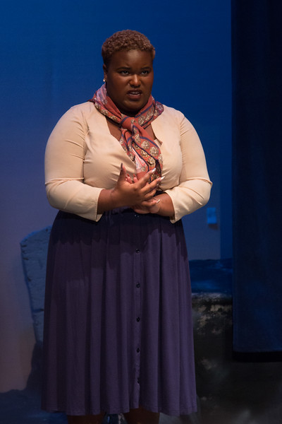 Gertrude -- Hamlet, Montgomery Blair High School, Silver Spring, MD, November 2016