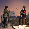 Hamlet with Gravedigger -- Hamlet, Montgomery Blair High School, Silver Spring, MD, November 2016