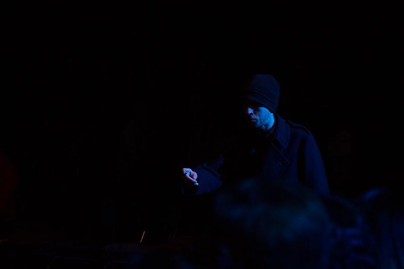 The Ghost -- Hamlet, Montgomery Blair High School, Silver Spring, MD, November 2016