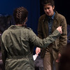 Horatio with Hamlet -- Hamlet, Montgomery Blair High School, Silver Spring, MD, November 2016