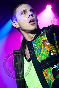 HOLLYWOOD, CA - JUNE 16:  Vocalist Jake Shears of Scissor Sisters performs at Hollywood Palladium on June 16, 2012 in Hollywood, California.  (Photo by Chelsea Lauren/WireImage)