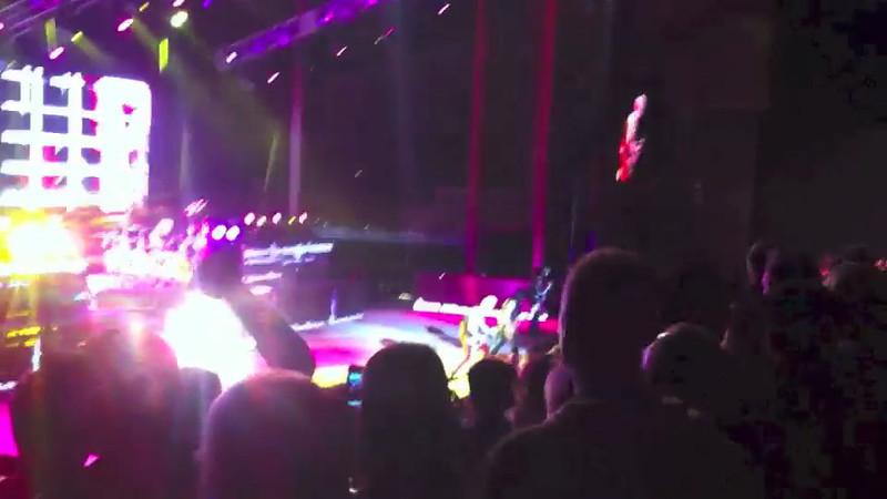 Scorpions Concert Red Rocks