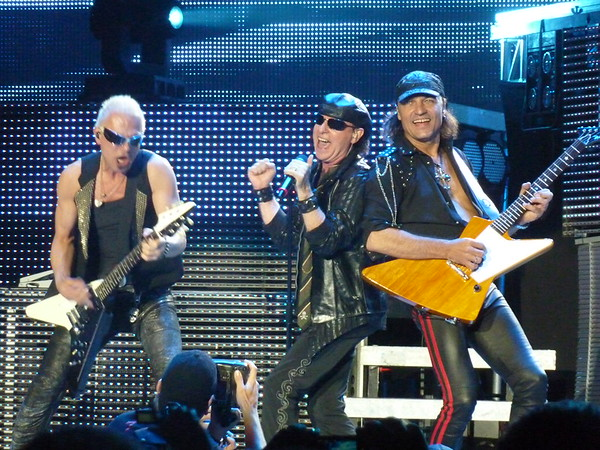 Scorpions & Dokken at SleepCountry Ampitheater