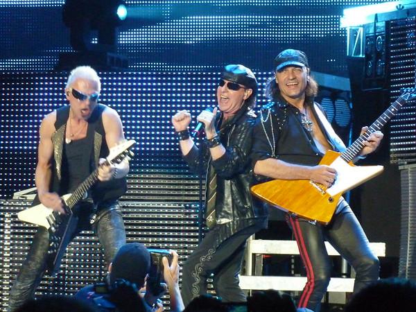 Scorpions & Dokken at SleepCountry Ampitheater