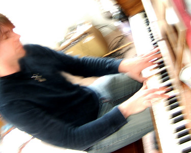 Scott D. Davis (Rock Piano)