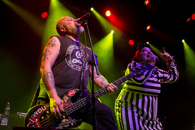 Screaming Bloody Marys at The FIllmore 1/25/2016