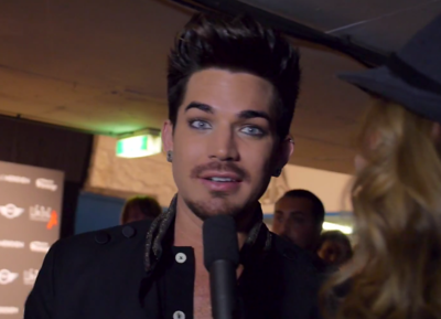 Screencaps, GIFS  Le Meridien Pre Party Life Ball