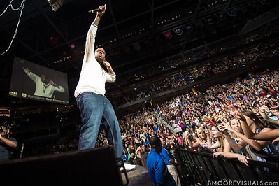 Sean Kingston performs on December 9, 2012 during the 93.3 FLZ Jingle Ball at Tampa Bay Times Forum in Tampa, Florida