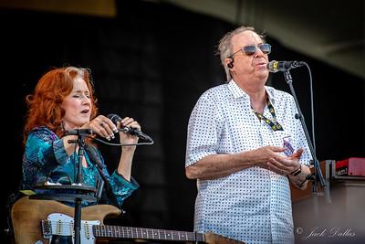 Bonnie Raitt and Boz Skags