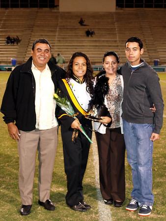 Senior Night Family Photos