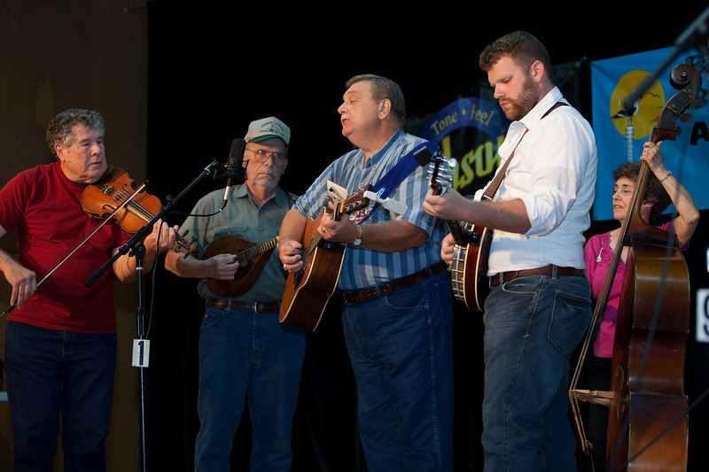 Sabine Bluegrass Band