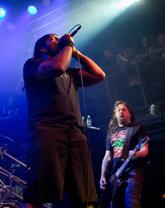 Sepultura, 4/11/2012, DNA Lounge, San Francisco
