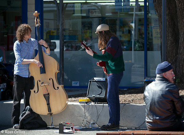 Serendipity Duo in Kilbirnie, Wellington, 14 September 2013