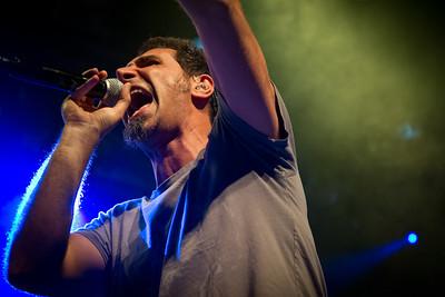 Serj Tankian, 9/24/2012, The Fillmore, San Francisco