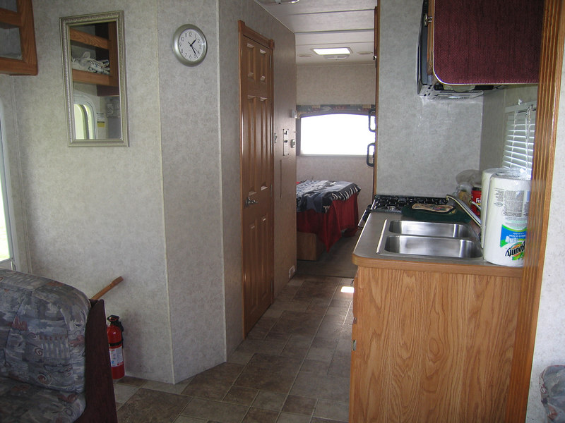 The RV Cindy & I rented