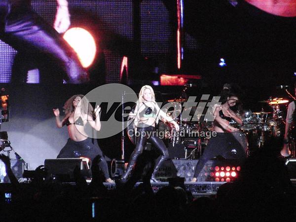 Shakira 2011-06-10 @  See Rock festival, Graz, Austria © Thomas Zeidler