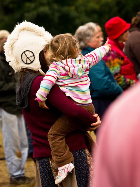 Shakori Hills Grassroots Festival October 2012