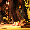 shoes of the Big Mean Sound machine