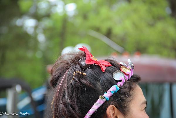 Great hair decoration