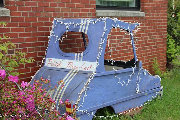 Pollish Mow-cart, Pittsboro