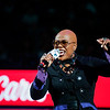 Shelby J & Mike Philips Tribute To Prince Halftime Show @ The Warriors vs Hornets Game 12-7-17 by Jon Strayhorn