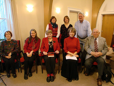 Shenandoah Recorder Society, Gift of Music, Dec. 13, 2009