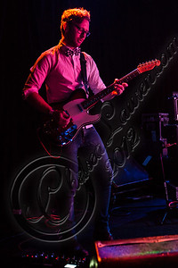WEST HOLLYWOOD, CA - DECEMBER 12:  Guitarist Michael Butler of Sheppard performs at The Roxy Theatre on December 12, 2012 in West Hollywood, California.  (Photo by Chelsea Lauren/WireImage)
