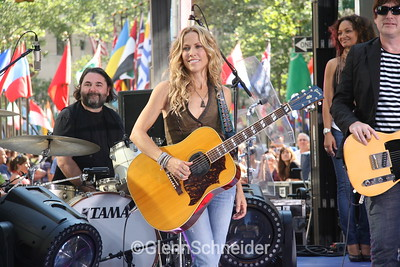 Sheryl Crow NBC Today Show