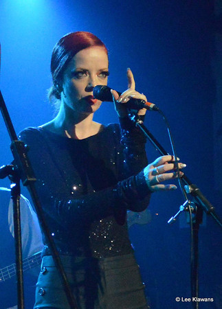 Shirley Manson & Chris Connelly Metro Chicago Bowie Cover Band