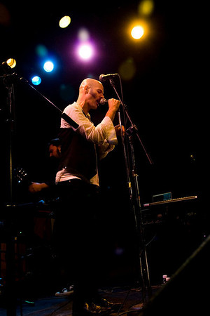 Craig Wedren of Shudder To Think - Bowery Ballroom, NYC - February 4th, 2008 - Pic 6