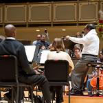 Chicago Sinfonietta<br /> October 04 2010<br /> Concert I: For The Common Man<br /> Conductor Paul Freeman<br /> Guest Conductor Harvey Felder<br /> Guest Artist(s) Tai Murray, Violin | JASC Tsukasa Taiko Drummers lead by Tatsu Aoki