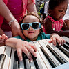 Sing for Hope Pop-Up Piano at Montefiore Park in Hamilton Heights :