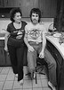 Grateful Dead Drummer Mickey Hart and Mom