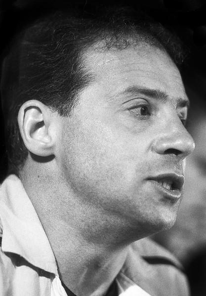 Mick Jones of the Clash at 1983 Rock Festival